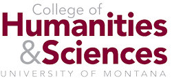 College of Humanities and Sciences at the University of Montana